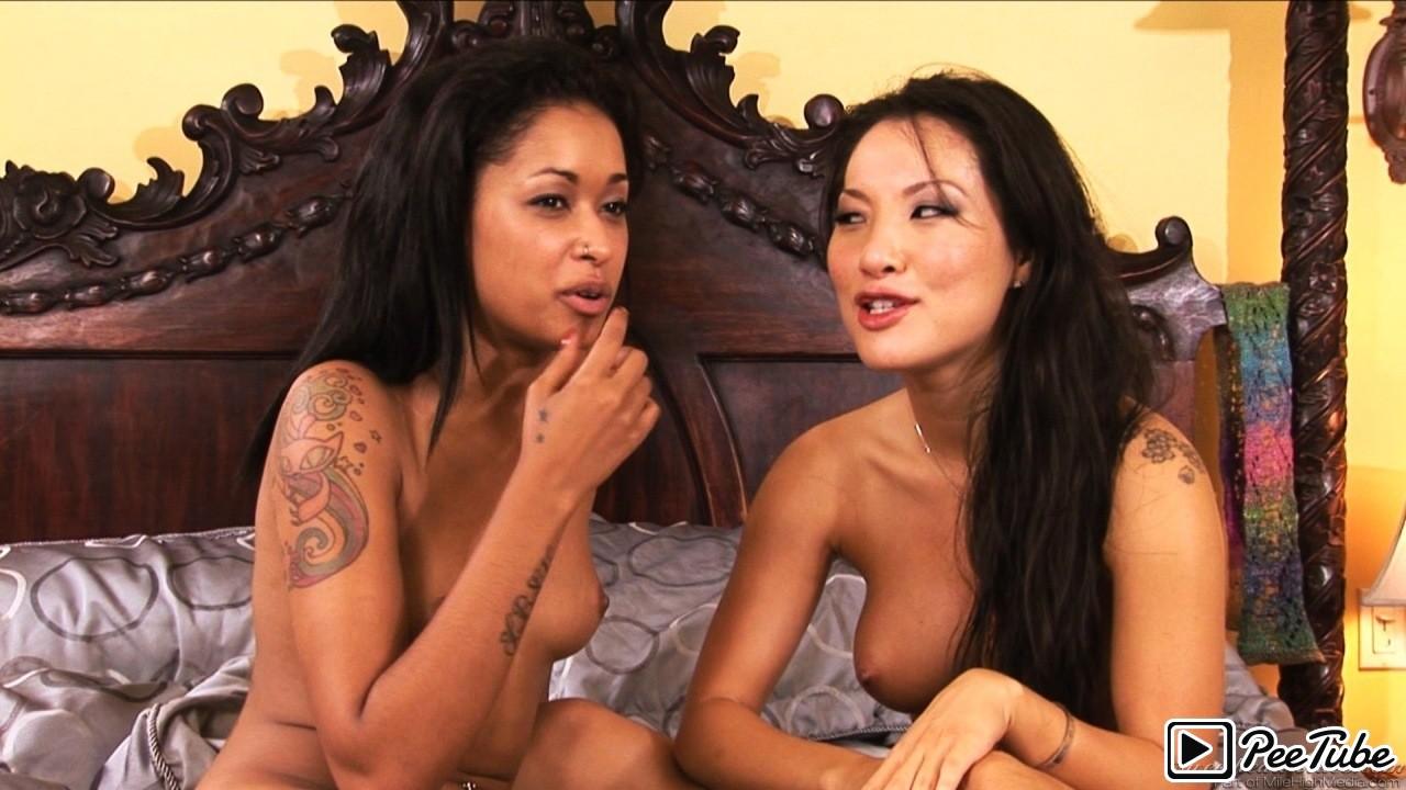 Asa Akira Pussy Eating sweetheartvideo – bts-girls kissing girls volume nine