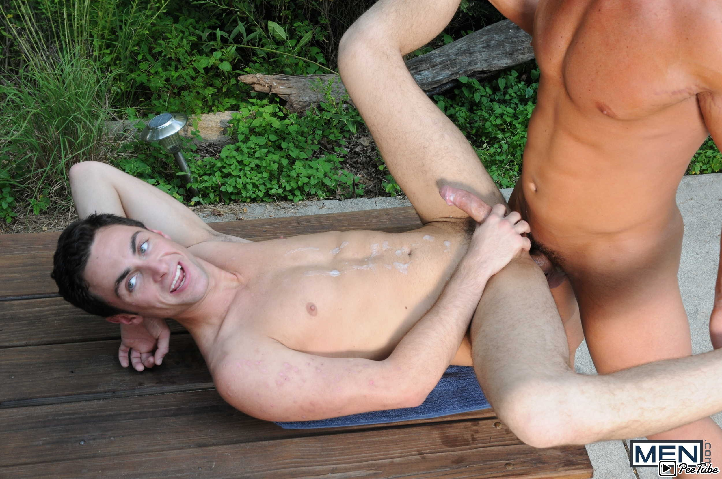 Grube anal porno